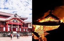 """Toà lâu đài """"đen đủi"""" nhất Nhật Bản: """"Mới"""" 600 tuổi mà bị thiêu rụi tới 5 lần, giờ chỉ còn tàn tích"""