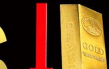 Giá vàng tiếp tục lao dốc do chứng khoán và dầu tăng mạnh, dự báo có thể về 1.700 USD/ounce