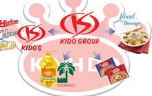 Sớm hoàn thành kế hoạch năm, Tập đoàn Kido (KDC) chốt quyền tạm ứng cổ tức bằng tiền tỷ lệ 10%