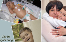 """Con trai 2 tuổi bị ung thư máu hiếm gặp, khi bác sĩ nói """"hết cách chữa"""" người mẹ chấp nhận cứu con bằng phương pháp điều trị ung thư chưa từng áp dụng cho trẻ em"""