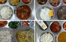 Những suất cơm canteen của học sinh Hàn Quốc: Giá thành rẻ, nhìn đơn giản nhưng chế độ dinh dưỡng hàng top thế giới