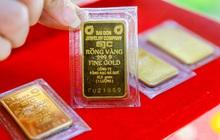 Giá vàng trong nước đảo chiều bật tăng