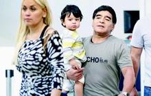 Cuộc chiến phân chia tài sản rắc rối giữa 11 người con Maradona