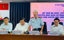 Tp.HCM: Xử lý 1.386 hồ sơ sai phạm đất đai tại Hóc Môn