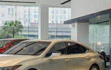 Lexus Việt Nam ra mắt Lexus ES 2021, khởi điểm từ 2,54 tỷ đồng