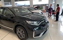 Giá ôtô tiếp tục giảm