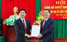 Tỉnh ủy Hà Nam phân công nhiệm vụ cán bộ chủ chốt