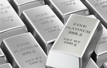 """""""Chán"""" vàng, giới đầu tư chuyển sang chơi bạch kim"""