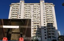 Hiện trường vụ rơi thang máy khiến nhiều người bị thương ở Hà Nội