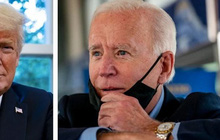 Sở thích đồng hồ của Donald Trump và Joe Biden