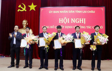 Lai Châu điều động và bổ nhiệm 5 Giám đốc sở, ngành