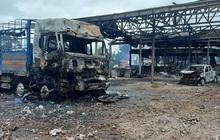 Hiện trường vụ cháy nổ kinh hoàng khiến 8 người thương vong