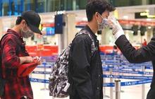 Sân bay Tân Sơn Nhất thắt chặt phòng dịch Covid-19: Khách được đo thân nhiệt, bắt buộc đeo khẩu trang