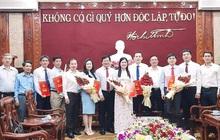 Bình Phước công bố quyết định bổ nhiệm nhiều lãnh đạo chủ chốt