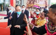 Chùm ảnh: Đại hội đại biểu toàn quốc các dân tộc thiểu số Việt Nam