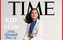 """Tạp chí Time lần đầu vinh danh """"Nhân vật nhí của năm"""", gương mặt được chọn sở hữu nhiều điều bất ngờ dù chỉ mới 15 tuổi"""