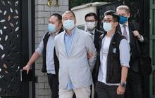 Ông trùm tài phiệt truyền thông Hồng Kông bị bắt