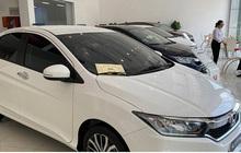 """Dính """"hạn"""" Covid-19 - Thị trường ô tô gặp khó, giá giảm"""