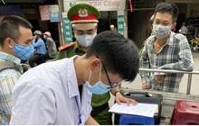 Hà Nội xử phạt hàng loạt trường hợp không đeo khẩu trang khi ra đường