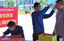 Quảng Nam tiếp tục cách ly xã hội 4 huyện, thị xã từ 0 giờ ngày 15/8