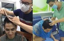 Những hình ảnh giản dị mà dễ thương của các y bác sĩ bên trong Bệnh viện Đà Nẵng