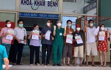 Thêm 10 bệnh nhân Covid-19 tại Đà Nẵng xuất viện