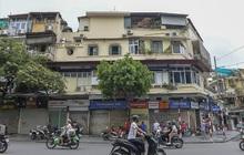 Hàng loạt cửa hàng ở phố cổ Hà Nội lần thứ hai lao đao vì dịch Covid-19