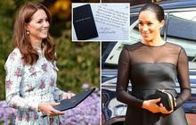 Sách mới tiết lộ Meghan từng tặng chị dâu Kate món quà đặc biệt để kết thân nhưng dân mạng chỉ ra chi tiết đầy toan tính khác