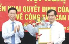 Ông Phan Xuân Thủy được bổ nhiệm làm Phó Ban Tuyên giáo Trung ương