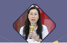 Sự nghiệp chính trị của tân nữ Bí thư Tỉnh ủy Quảng Ngãi