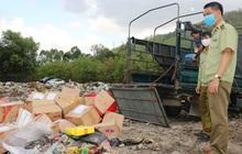 Bình Định tiêu hủy gần 6.000 hũ yến sào không rõ nguồn gốc