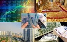 Có tiền gửi ngân hàng nhưng lãi suất giảm thấp quá, nhiều người nhấp nhổm khi vàng bật lên đỉnh