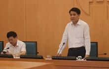 Chủ tịch Nguyễn Đức Chung: 15-20/8 là các ngày cao điểm, có thể phát hiện ca mắc Covid-19 mới ở Hà Nội