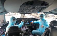 Thu nhập phi công Vietnam Airlines giảm sốc trong dịch Covid-19