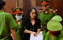 CLIP: Bà chủ Hoa Tháng Năm phản bác và cho rằng không là đồng phạm của ông Nguyễn Thành Tài