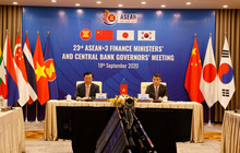 Bộ trưởng Bộ Tài chính: Hợp tác tài chính giữa ASEAN+3 là yếu tố quan trọng khi kinh tế khu vực đang gặp nhiều bất ổn