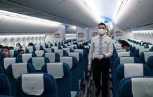Lịch bay chở khách quốc tế vào Việt Nam