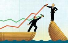 Cổ phiếu dầu khí, ngân hàng bứt phá, VnIndex mất gần 2 điểm cuối phiên