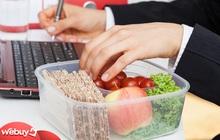 Dân văn phòng thích ăn vặt nhưng lo ngại tăng cân không kiểm soát thì hãy thử ngay những món này