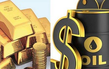 Thị trường ngày 24/9: Giá dầu tiếp đà tăng, vàng và bạch kim thấp nhất hơn 2 tháng