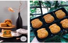 Bánh trung thu handmade vẫn hút hàng