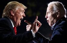 """Ông Biden tung đòn hiểm vào đối thủ Trump ngay trước cuộc """"khẩu chiến"""" đầu tiên"""