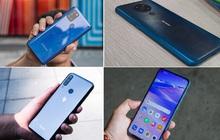 """Top 5 điện thoại giá rẻ dưới 4 triệu đồng có camera """"chất"""", pin """"khủng"""""""