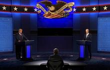 """Bầu cử Mỹ: """"Át chủ bài"""" trong cuộc tranh luận đầu tiên Trump - Biden"""