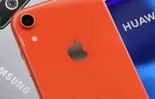 Một mình iPhone 'chấp' cả Huawei lẫn Samsung về doanh thu