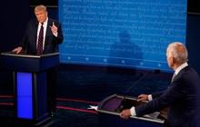 Toàn cảnh cuộc tranh luận đầu tiên giữa ông Trump và Biden: Hỗn loạn, công kích cá nhân và những lời miệt thị