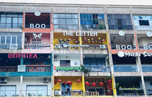 Chung cư 'đầy ắp' nhà hàng, quán cà phê gây chú ý trên mạng xã hội quốc tế