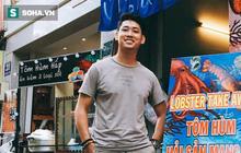 Bỏ việc nghìn đô/tháng tại sân bay để đi bán tôm hùm vỉa hè, chàng trai khoe từng thu về 50 triệu/ngày