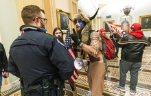"""Mỹ công bố """"âm mưu"""" của những kẻ bạo loạn Điện Capitol"""