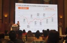 """Chủ tịch VFS: """"Chứng khoán tiếp tục tăng trưởng trong năm 2021, VN-Index có thể đạt 1.280 điểm"""""""